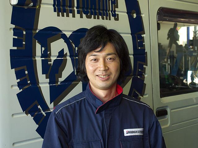 東那須店店長 遠藤 祐二